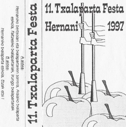 11. Txalaparta Festa - CD
